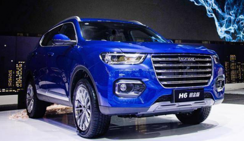 哈弗H6真实油耗堪称惊艳,超强经济性造就国民SUV
